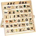 ABC tábla - fajáték