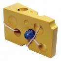 Fűzőcske színes sajt  - fajáték