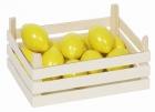 Fa játék gyümölcs - citrom