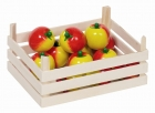Fa játék gyümölcs - alma
