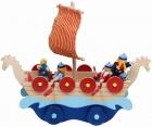 Viking hajó - GOKI fajáték