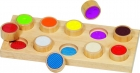 Fa memória játék : Tapintsd ki a párját (20 db)