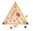 Háromszög golyóvezető ügyességi játék - GOKI fajáték