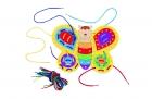 Fűzögetős pillangó - GOKI fajáték