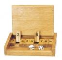 Mini Shut the box logikai társasjáték