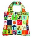 Envirosax bevásárló táska gyerekeknek Kids Series Bag ABC