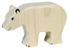 Fa játék állatok - jegesmedve