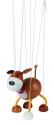 Fa marionett báb bábfigura - kutya