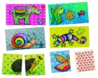 Kreatív fa 16x2 db:os kirakó és memória játék egyben: Állatok