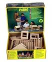 VARIO fa építőjáték készlet