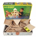 VARIO FORT fa építőjáték készlet