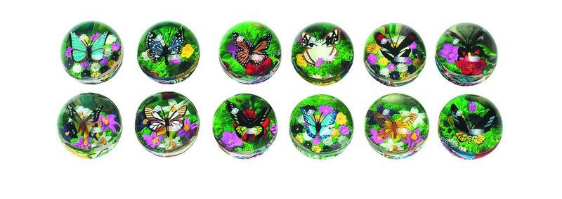 3D labda - pillangó GOKI