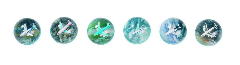 3D labda - repülő GOKI