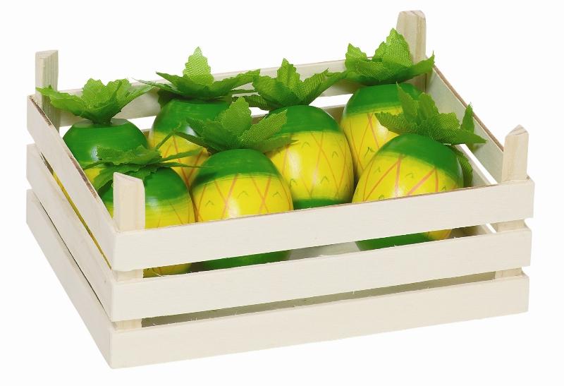 Fa játék gyümölcs - ananász