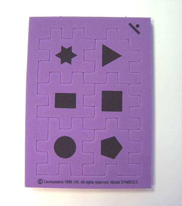 Happy Cube kockakirakó 3D logikai puzzle: Little Genius 3+